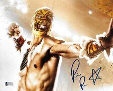 Prince Puma Signed 8x10 Photo BAS COA Ricochet Pro Wrestling Lucha Underground 3