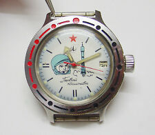 RUSSIAN  WOSTOK( VOSTOK) AMPHIBIAN GAGARIN ANTIMAGNETIC MILITARY WATCH