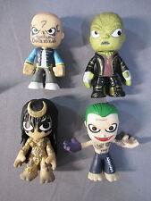 Funko Mystery Mini Lot DC Suicide Squad DIABLO SHIRTLESS JOKER KILLER CROC