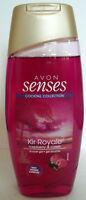 (100 ml = 1,80 €) Avon - Senses Duschgel - Kir Royale