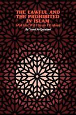 The Lawful and the Prohibited in Islam by Yusuf Al-Qaradawi (1981, Paperback)
