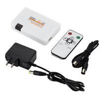 RadioShack HDMI to RF Coaxial Converter Adapter 1500664