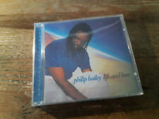 CD Reggae Philip Bailey - Life And Love (15 Song) EAGLE REC jc OVP