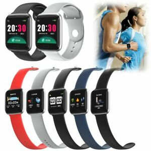 Full Screen Bluetooth Smart Watch Heart Rate Monitor for iPhone Samsung S10 S10+