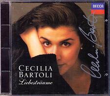Cecilia Bartoli firmato amore sogni Chailly nave CD MOZART Rossini Parisotti