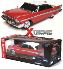 DEFECTIVE LIGHTS AUTOWORLD AWSS102 1:18 1958 PLYMOUTH FURY CHRISTINE NIGHTTIME