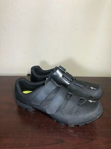 SPECIALIZED MENS SPORT MTB CYCLING SHOES SIZE 45EU/ 11.5US