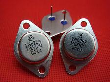 4PAIR 2N6284 + 2N6287 Audio AMP Power Transistor TO-3