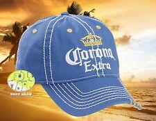 New Corona Extra Beer Blue Womens Baseball Cap Hat