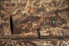 Nikon Nikkor AF S VR 400 F/2.8G ED  lenscoat neoprene cover camouflage lens coat