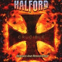 Halford - Crucible – Remixed and Remastered [CD]