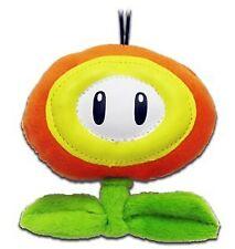 Super Mario Brothers Plush Phone Charm Strap Vol. 2 - Fire Flower