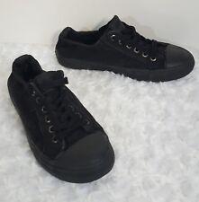 Levi Black on Black Youth Kids Sneakers US Size 4 (EUR 36-US Women's 5) (K)