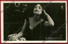 PINA MENICHELLI 23b ATTRICE ACTRESS CINEMA MUTO SILENT MOVIE - CASTROREALE