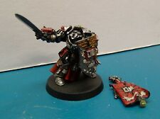 Lord Kaldor Draigo - METAL OOP - Grey Knights - Warhammer 40k - Painted