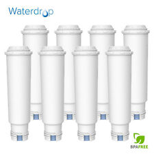 8 x Waterdrop Coffee Filter Replacement for Claris Krups F088 Espresso Machines