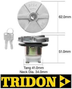 TRIDON LOCKING FUEL CAP TOYOTA 4 RUNNER HIACE HILUX LANDCRUISER PRADO TFL302