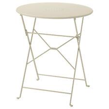 IKEA SALTHOLMEN Tisch/außen Balkontisch Gartentisch faltbar, beige 65 cm NEU !