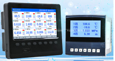 Multi-channel paperless recorder industrial grade voltage current pressure