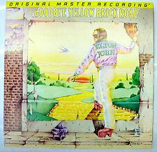ELTON JOHN GOODBEY YELLOW BRICK ROAD MFSL 2160 JAPPAN 2 LP LE 3144 AUTOGRAFO top