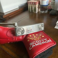 """Scotty Cameron Special Select Newport 2 Left Handed 33"""" - Excellent!"""