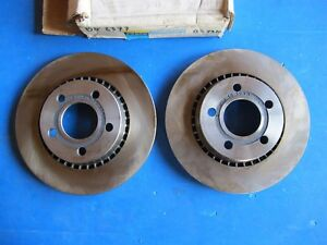 Discs Brake Front Vented JURID for Audi 100,Audi 200