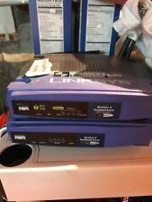 Cisco Linksys Wireless-G Router with Speedbooster, WRT54G With DD-RT FIRMWARE
