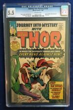Journey Into Mystery #110 - CGC 5.5  - Doctor Strange - LOKI