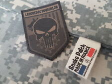 """SNAKE PATCH """" LANGUEDOC ROUSSILLON """" punisher BASSE VISIBILITE OD REGION scratch"""