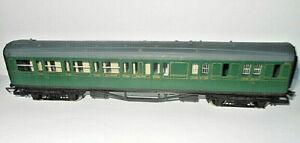 HORNBY R432 SOUTHERN RAIL BRAKE 3rd COACH SR OLIVE GREEN 4351