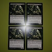 Caustic Crawler x4 Worldwake 4x Playset Magic the Gathering MTG