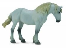 Breyer CollectA 88702 Percheron horse mare grey exceptional miniatures<><