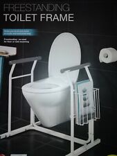 Freestanding Toilet Frame new and boxed