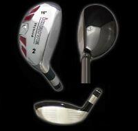 IDRIVE Hybrid Irons Golf Clubs (CHOOSE) 2 3 4 5 6 7 8 9 PW SW LW - FREE USA SHIP