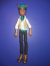 Monster High Doll Forbitten Love Original Clawd Wolf Doll w/ Outfit Boots +