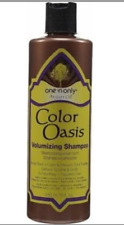 One 'N Only Argan Oil Color Oasis Volumizing Shampoo, 12 oz - SULFATE FREE