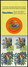 Australia 1994 SG#SB86, zoos Endangered Species MNH Stamp Booklet #C35468