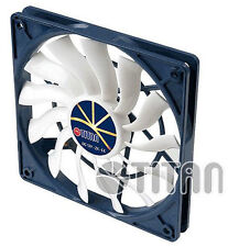 Titan Low Power Consumption 120mm Fan, 1500 RPM, 4pin PWM TFD-12015H12ZP/KE(RB)