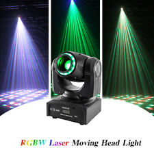 Pattern Laser Moving Head Projector Stage Lights Led Rgb Lighting Party Disco Dj