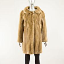 Autumn Haze Mink Coat 7/8- Size M-L (Vintage Furs)