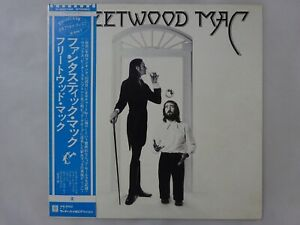 Fleetwood Mac Fleetwood Mac Reprise P-10074R Japan  VINYL LP OBI