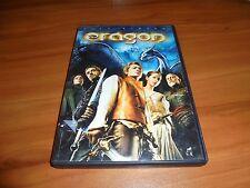 Eragon (DVD, 2007 Full Frame)  Edward Speleers, John Malkovich Used Dragon Rider