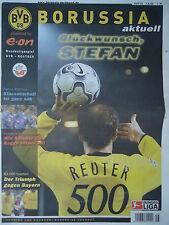 Programm 2003/04 Borussia Dortmund - Hansa Rostock