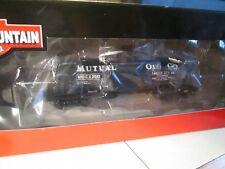 Intermountain Mutual Oil 8K Tank Car, C-9, 46326-08