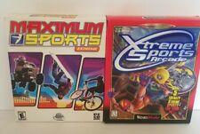 Maximum Sports Extreme (PC-CD, 2001),Xtreme Sports Arcade: Summer Edition (PC)