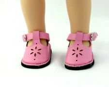c3b19bb4b475 Pink Mary Jane T-Strap Shoes For 14.5