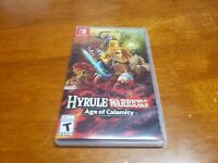Hyrule Warriors: Age of Calamity (Nintendo Switch, 2020) TESTED Free Shipping