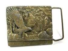 Handmade 1979 American Eagle Colorado Belt Buckle by SPEC CAST 111915