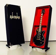 Peter Frampton (Humble Pie): Gibson Les Paul - Guitar Miniature (UK Seller)