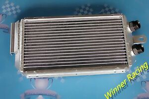For Porsche 911 930 RSR Late Style Carrera 1984-1989 Front Aux Oil Cooler